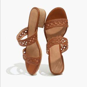 Madewell Marianna Sandals Size 10